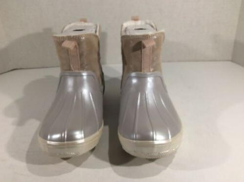 SPERRY Waypoint Silver Boots Y