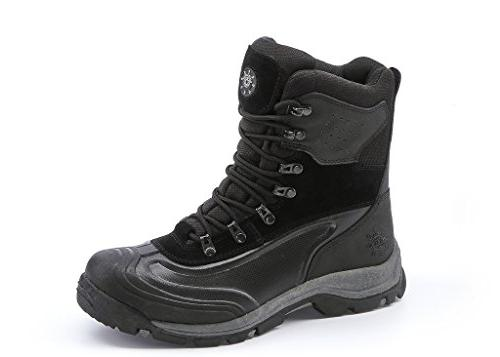 waterproof cold weather boot