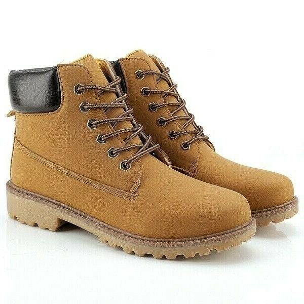 Winter Boots Casual Warm Outdoor Sports Work