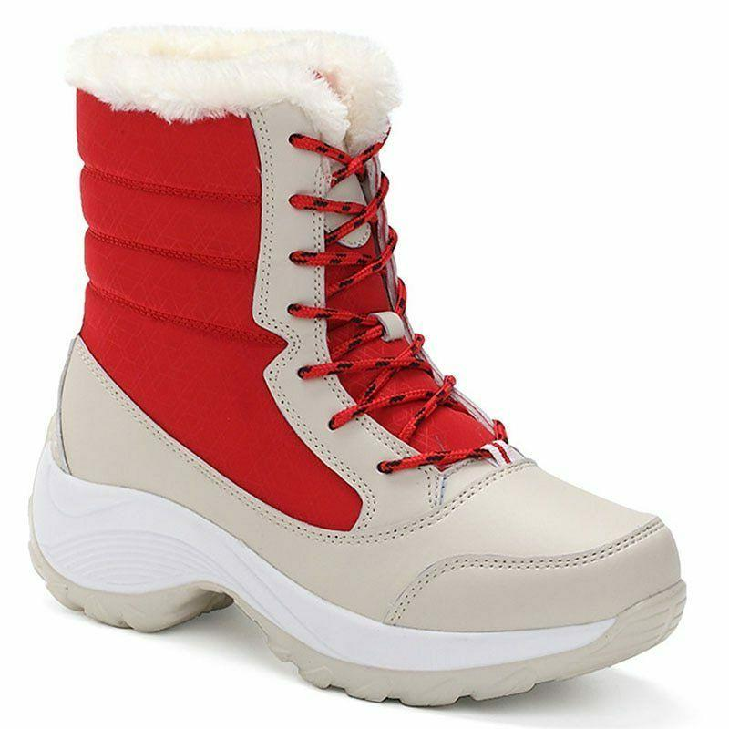 Women Boots Winter Boots Water Lined