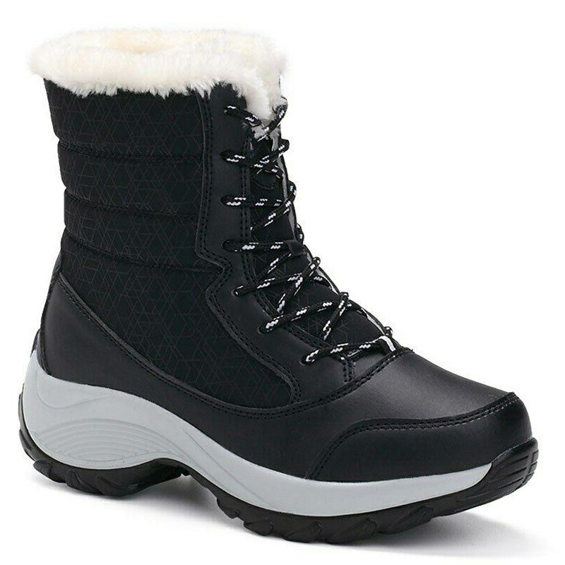 Women Ankle Winter Boots Boots Water Lined