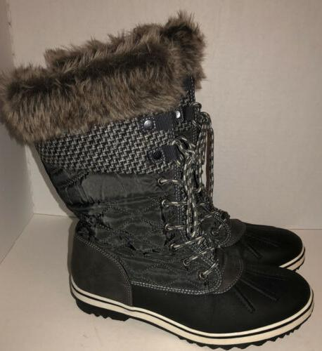 Global Winter Snow Boots 11