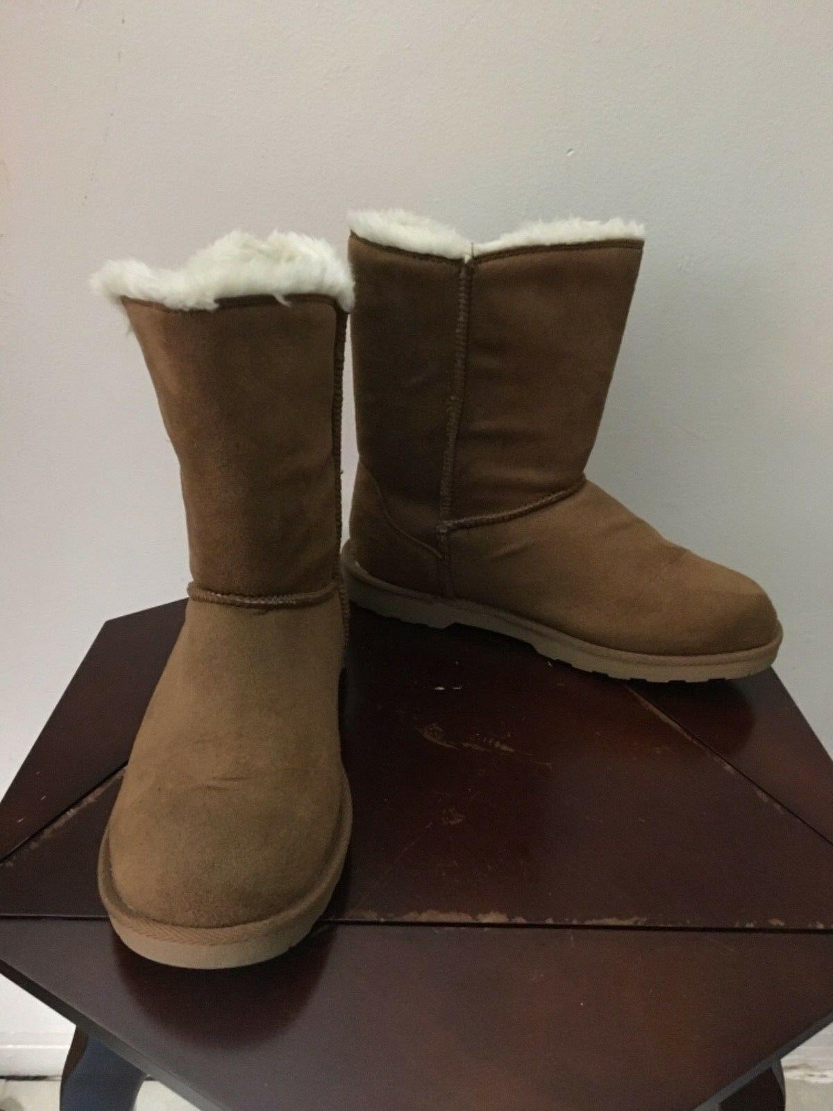 Women gorgeous boots So color brown