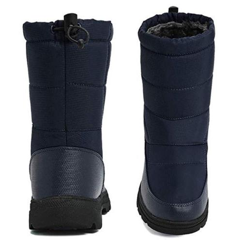 Women Plus Snow Waterproof Mid Boot