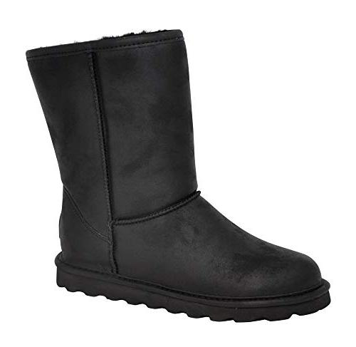 women s elle short winter boot 11