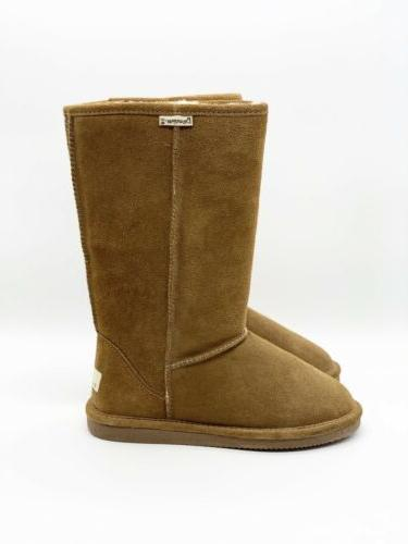 BEARPAW Emma Hickory/Champagne Winter