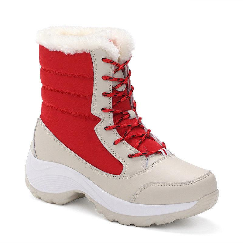 Snow Velvet High-top Women's Waterproof