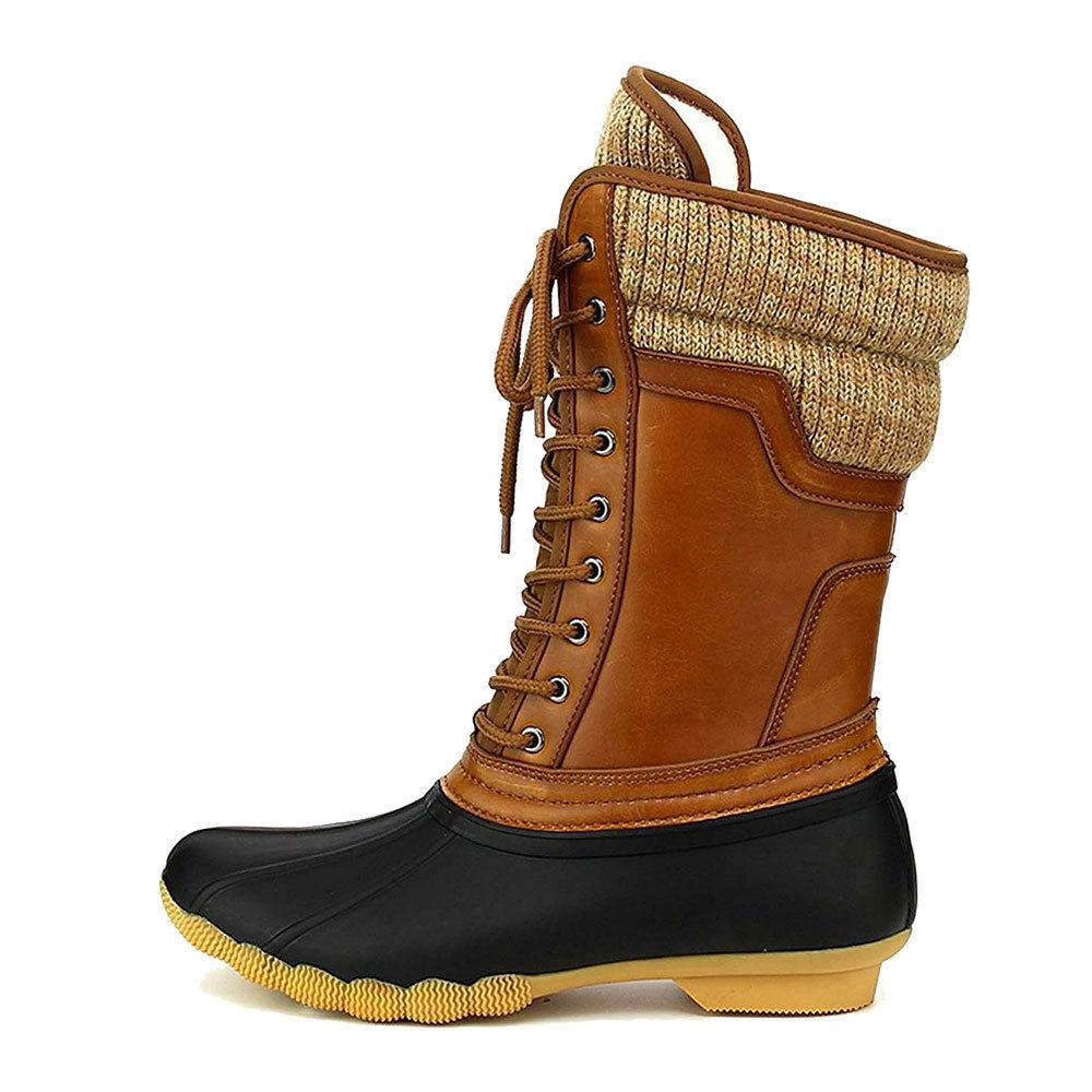 Women's Duck Boots Snow Boots