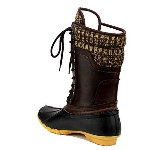 Women's Hiking Duck Snow Lace Hot