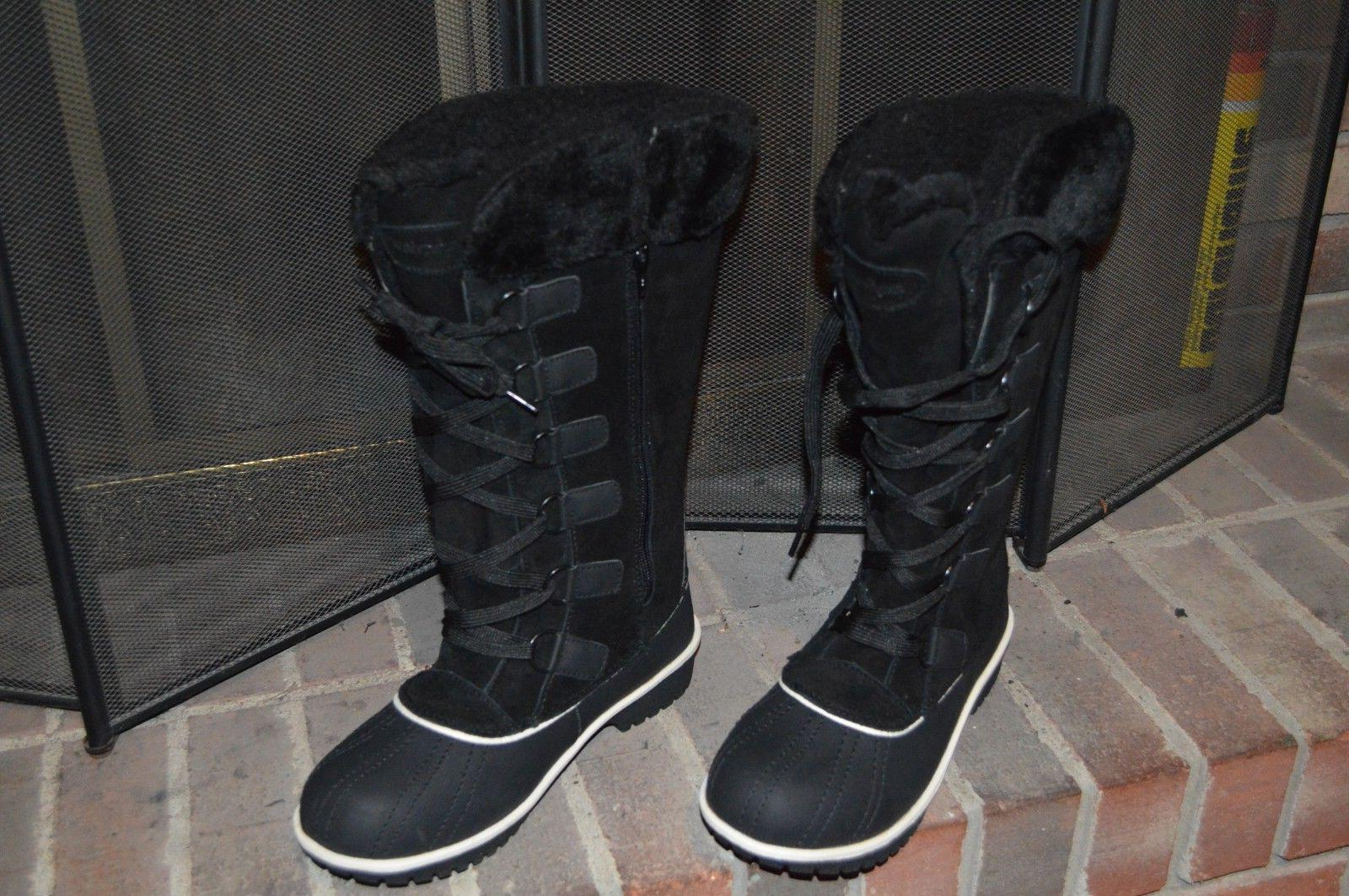 women s winter boots by size 8w