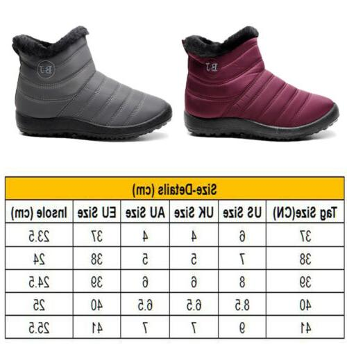 Women Waterproof Shoes On Casual