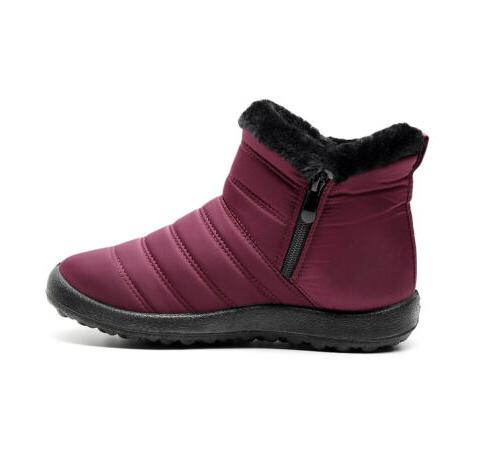Women Winter Boots Ladies Shoes On Warm Casual