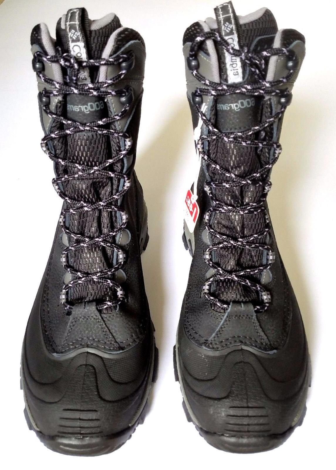 Columbia Womens Bugaboot BL1573-010 MID BLACK Size