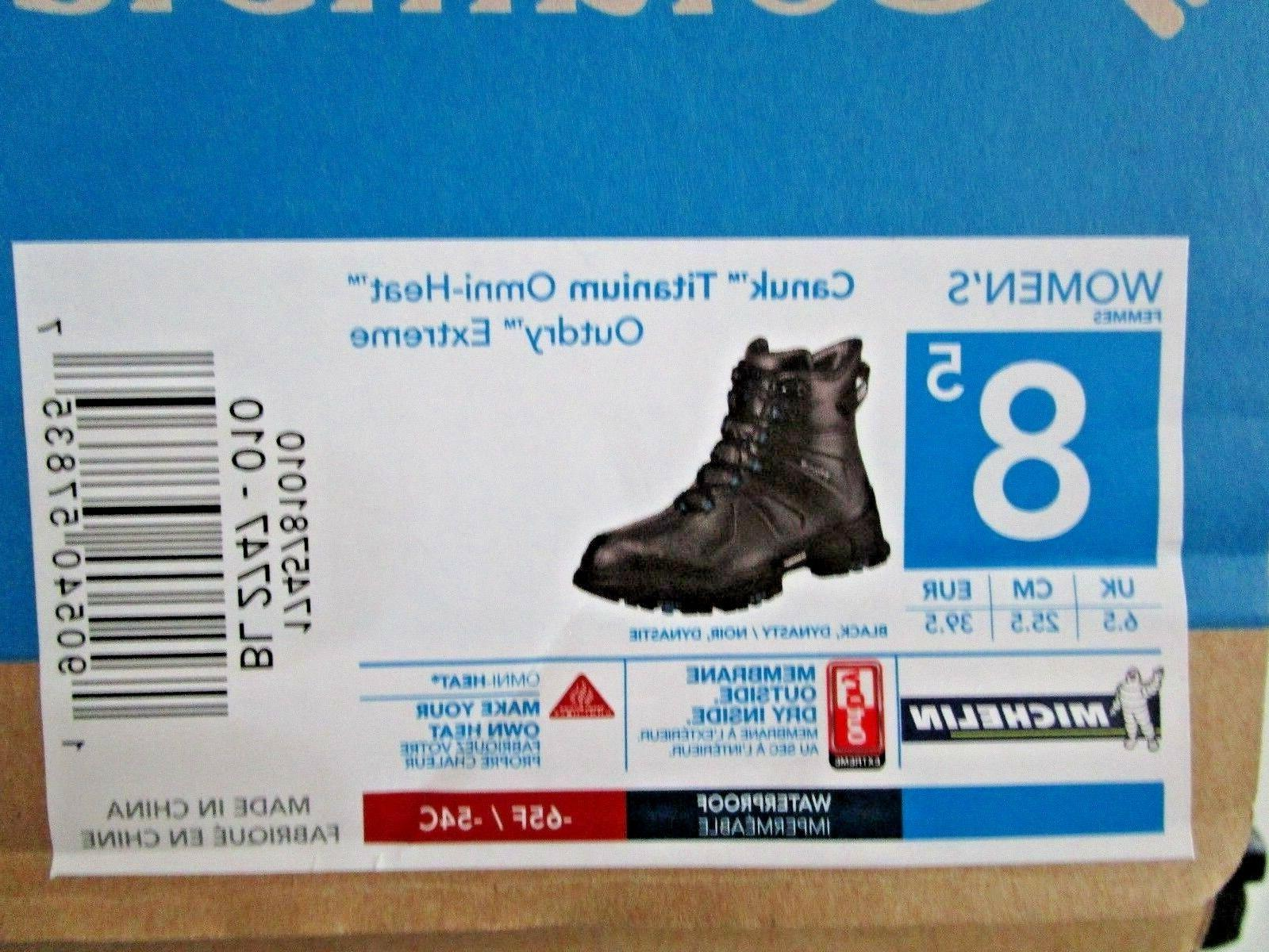 Womens Columbia OH Winter Snow Boots