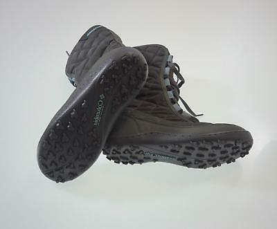 Columbia 6 Crystal Mid Thermal Coil Boots Winter Snow