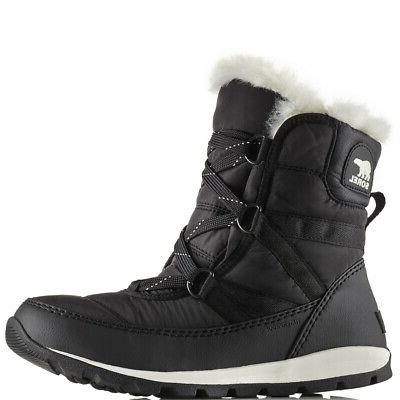 Womens Sorel Whitney Lace Short Warm Thermal Boot US 5-11