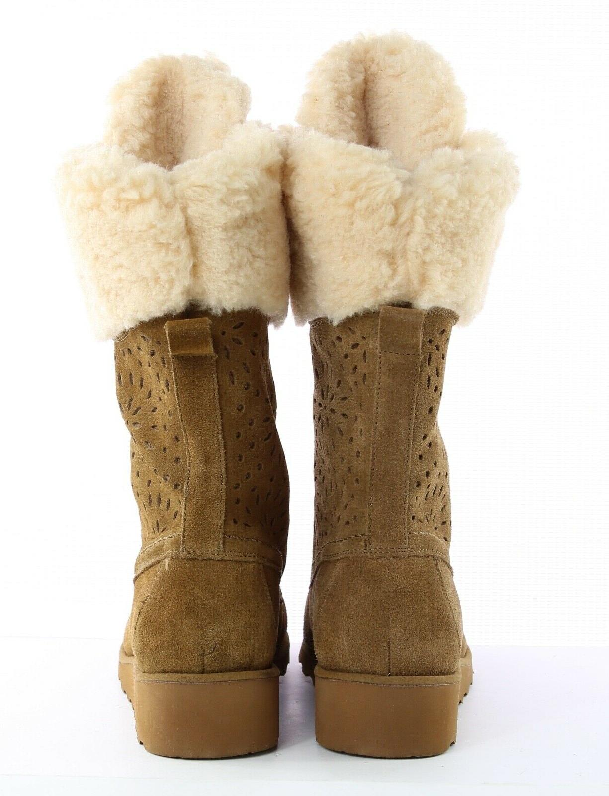 Womes Kylie Up Boots Hickory,
