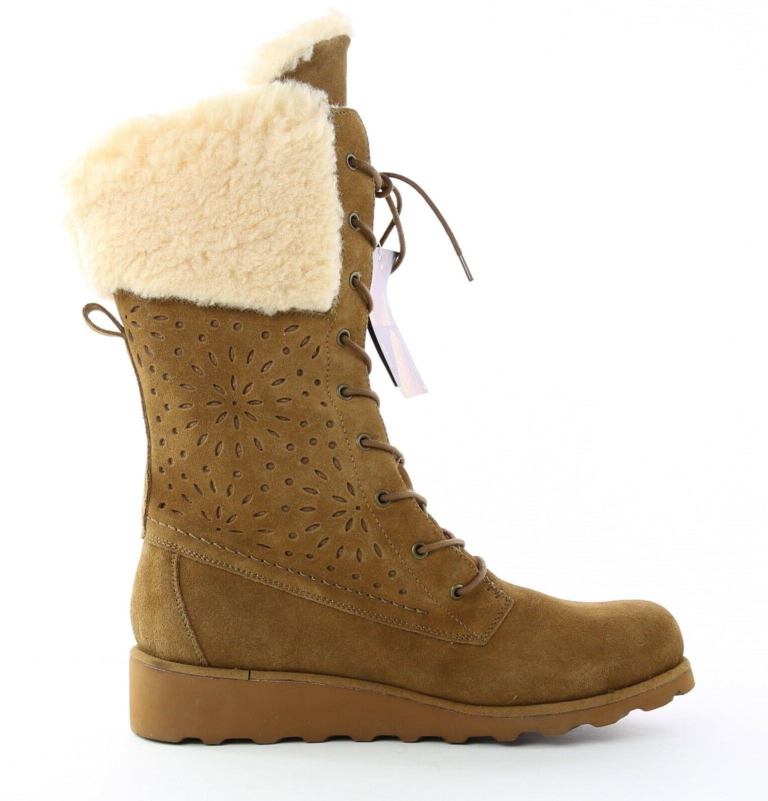 Womes Up Winter Boots Hickory, Size 12