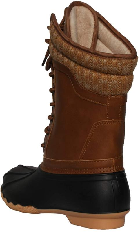 Z.Emma Calf Booties Waterproof Snow HT07