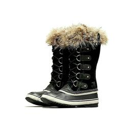 Sorel Ladies' Joan Of Arctic Boots Black Size 9 Free 2-3 Day