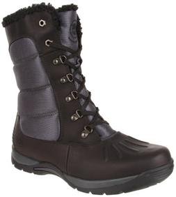 Timberland Mallard Tall Zip Waterproof Boot ,Black,6.5 M US