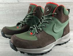 NIKE MANOA ACG BOOTS ARMY OLIVE BROWN BQ3380-300 WATER RESIS