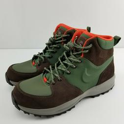 """Nike Manoa ACG Boots """"ARMY OLIVE"""" Mens Boot Sz 9.5 HIKING Wi"""
