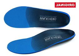 Medical Orthotic Arch Support Shoe Insoles for Women Pain Re