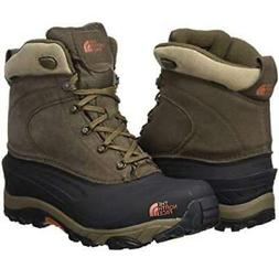 The North Face Men's 11.5 Chilkat III Mudpack Brown/Bombay O