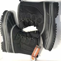 Northside Men's Back Country Waterproof Winter Snow Boot, Bl