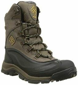 Columbia Men's Bugaboot Plus III Omni Cold-Weather Boot, Mud