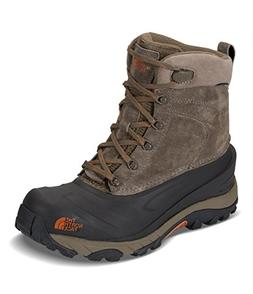 The North Face Men's Chilkat III - Mudpack Brown & Bombay Or