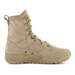 Men's Under Armour Jungle Rat Boots Desert Tan Military Comb