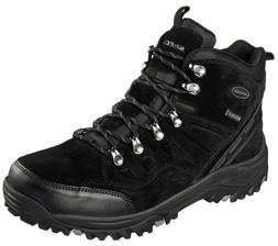 Men's SKECHERS Relaxed Fit: Relment - Pelmo Boot, 64869 /BLK