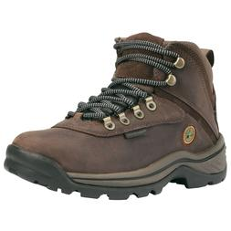 Men's Timberland White Ledge Mid Waterproof Hiker Boot Brown