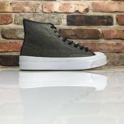 Converse Mens Size 6 Jack Purcell Woolrich Street Boots Wool