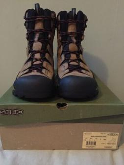 Mens Keen Summit County Size 7 Winter Boot WP Womens 8.5