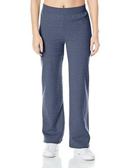 Hanes Women's Middle Rise Sweatpant, Hanes Navy Heather, XX-