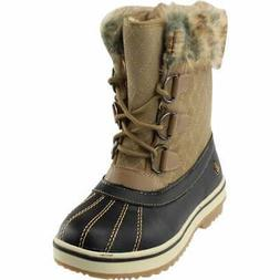 Northside MILLA MID Boots Casual   Boots - Beige - Womens