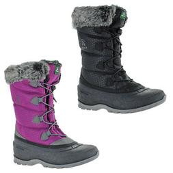 Kamik Momentum 2 Women's Waterproof Nylon Cuffed Winter Snow