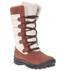 Timberland Mt Hayes Tall Brown Leather Waterproof Winter Boo