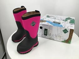 Muck Boots Rugged Ll Rubber Kid's Snow Boot Girls 7