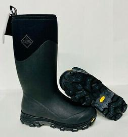 Muck Black Mens Arctic Ice Tall NEW VIBRAM ICETREK SOLE EXTR
