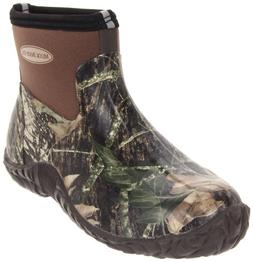 MuckBoots unisex Camo Camp Hunting Boot,Mossy Oak Break-Up,8