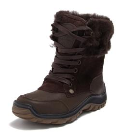 NEW PAJAR ABBIE BROWN WINTER BOOTS WATERPROOF INSULATED WOME