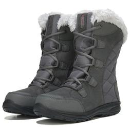 New Columbia Ice Maiden II Women's Waterproof Winter Boots L