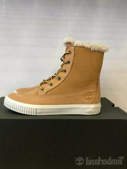 NEW IN THE BOX TIMBERLAND SKYLA WHEAT WINTER BOOTS SHOES FOR