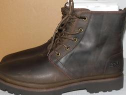 NEW MENS 12 GRIZZLY UGG HARKLAND WEATHER WATERPROOF LEATHER