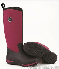 NEW Muck Maroon Arctic Adventure Womens Extreme Snow Winter