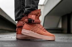 New Nike SF AF1 Air Force 1 Boots Shoes 864024 204 Dusty Pea